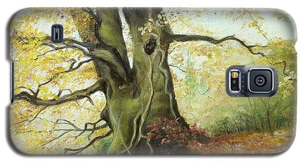 Tree Galaxy S5 Case by Sorin Apostolescu