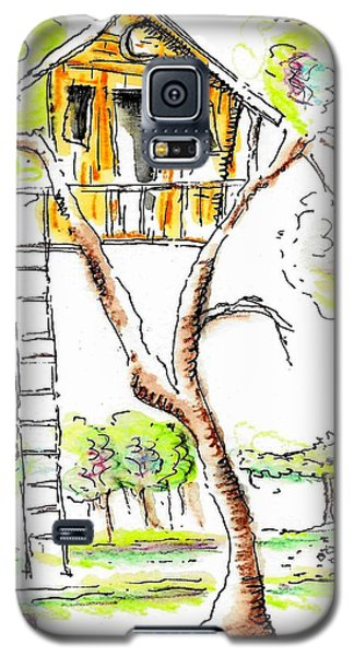 Treehouse Galaxy S5 Case