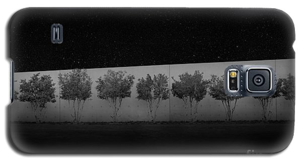 Galaxy S5 Case featuring the photograph Treeline by Sebastian Mathews Szewczyk