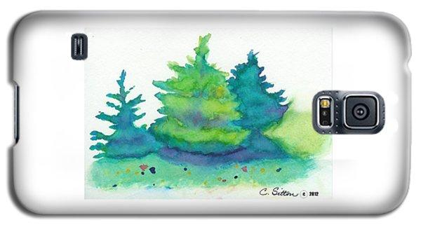 Trees 2 Galaxy S5 Case
