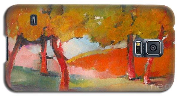 Trees #5 Galaxy S5 Case