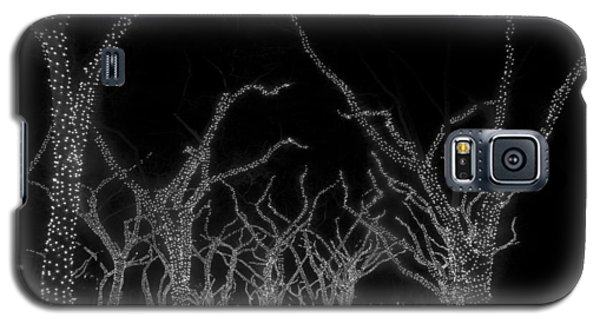 Trees Bejeweled Galaxy S5 Case