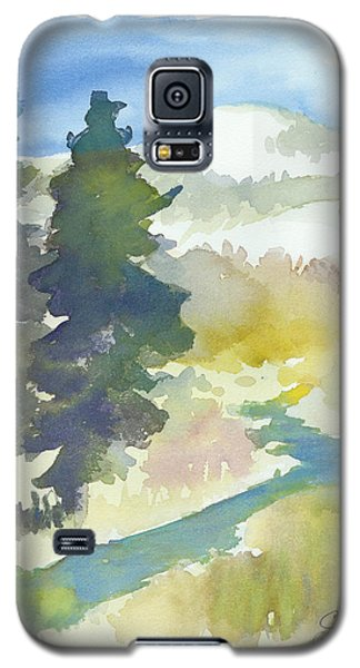 Trees Galaxy S5 Case by C Sitton