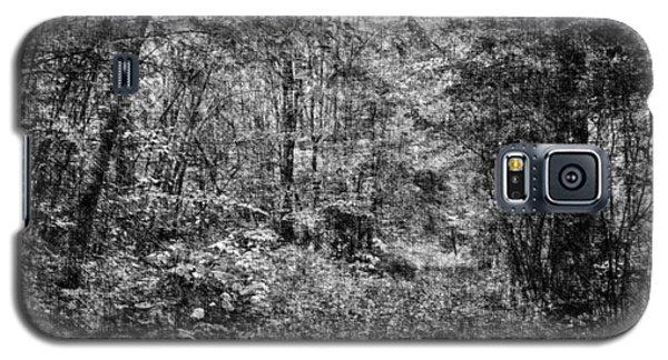 Trees In Pencil Galaxy S5 Case