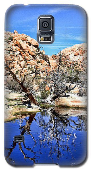Trees In The Barker Dam Galaxy S5 Case