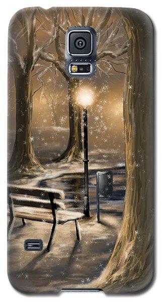 Trees Galaxy S5 Case by Veronica Minozzi