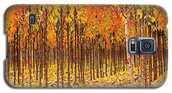 Treescape 2 Galaxy S5 Case by Rebecca Cozart