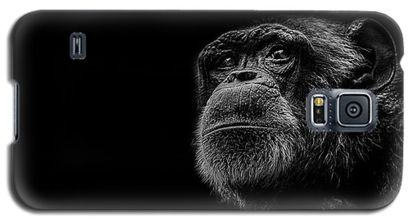 Portraits Galaxy S5 Case - Trepidation by Paul Neville