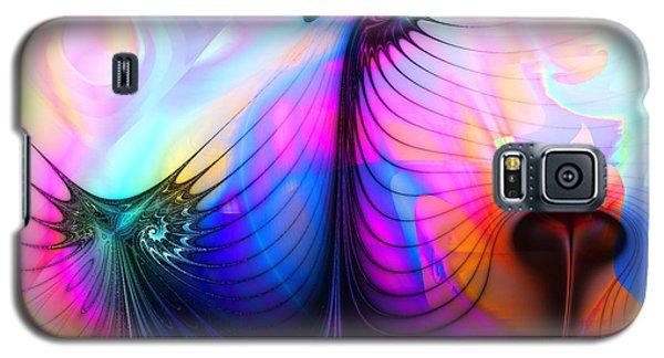 Tres Lunatics Galaxy S5 Case