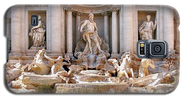 3 Coins Trevi. Rome Galaxy S5 Case by Jennie Breeze