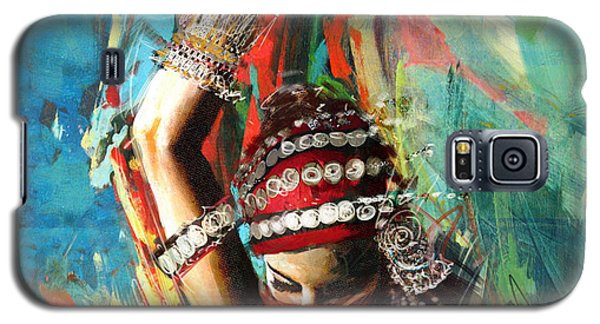 Tribal Dancer 1 Galaxy S5 Case