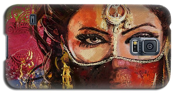 Tribal Dancer 2 Galaxy S5 Case