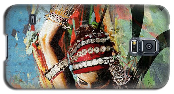 Tribal Dancer 4 Galaxy S5 Case