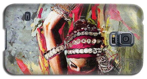 Tribal Dancer 5 Galaxy S5 Case