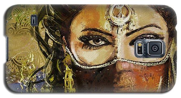 Tribal Dancer 6 Galaxy S5 Case