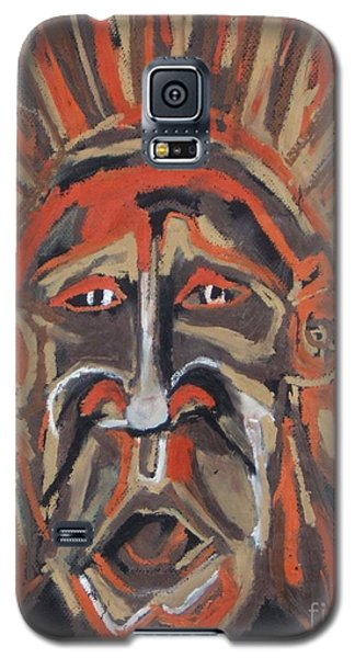 Tribesman Galaxy S5 Case