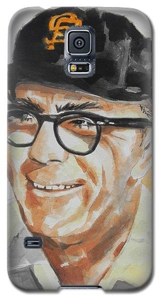 Tribute To Edward Logan My Grandfather  Galaxy S5 Case