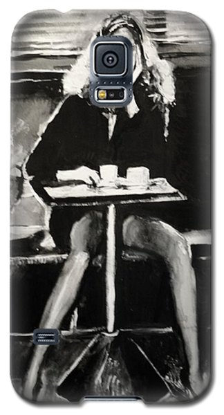 Tribute To Helmut Newton Galaxy S5 Case