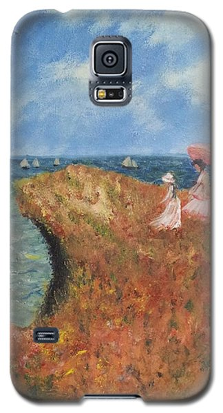 Tribute To Monet Galaxy S5 Case