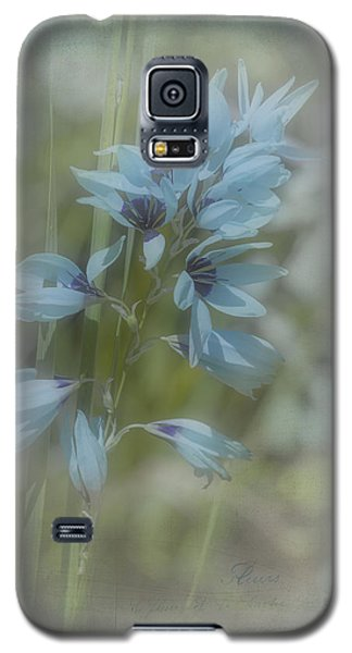 Galaxy S5 Case featuring the photograph Tricia by Elaine Teague