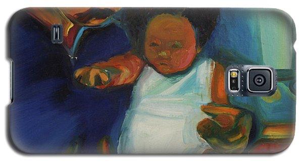 Trina Baby Galaxy S5 Case by Daun Soden-Greene