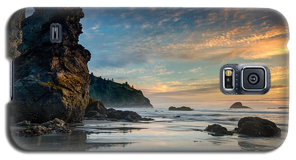 Trinidad Sunset Galaxy S5 Case by Randy Wood