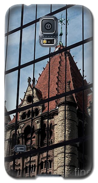 Trinity Chruch Reflected Galaxy S5 Case