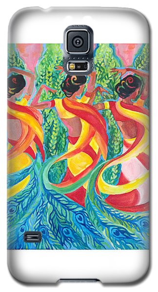 Trio Galaxy S5 Case by Suzanne Silvir