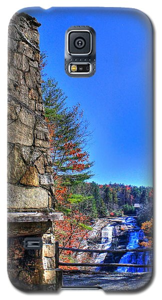 Triple Falls 2 Galaxy S5 Case