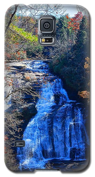 Triple Falls Galaxy S5 Case