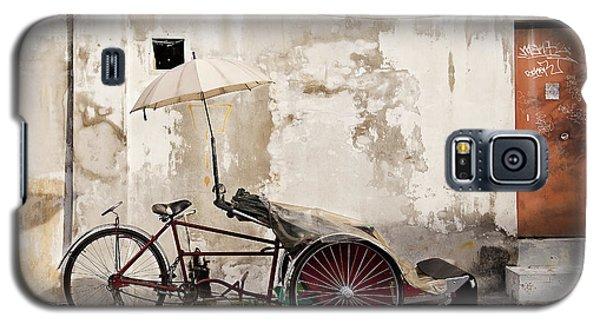 Trishaw Galaxy S5 Case by Ivy Ho