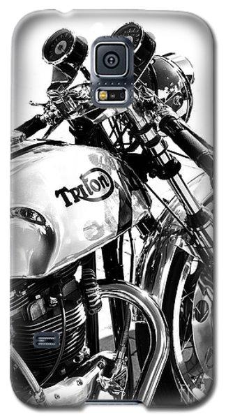 Triton Motorcycle Galaxy S5 Case