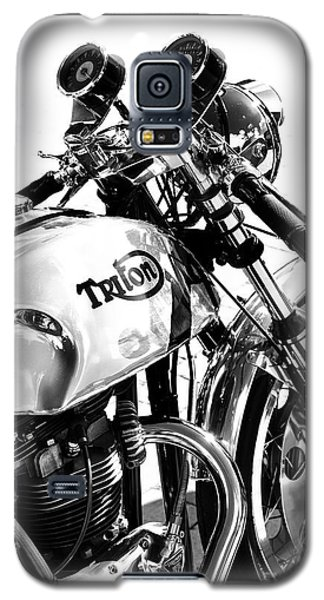 Triton Motorcycle Galaxy S5 Case