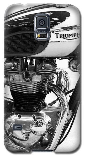 Triumph Bonneville Galaxy S5 Case