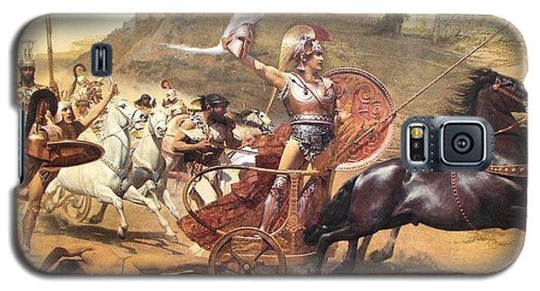 Triumphant Achilles Galaxy S5 Case