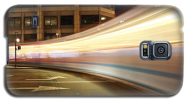 Galaxy S5 Case featuring the photograph Trolley Madness by Nathan Rupert