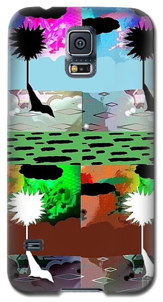 Tropical Daze 2 Galaxy S5 Case by Ann Calvo