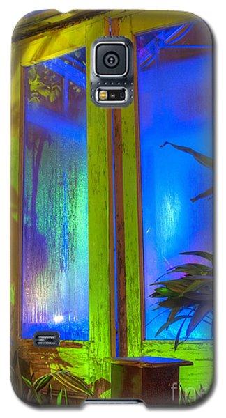 Tropical Door Galaxy S5 Case