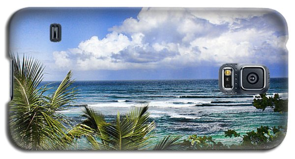 Tropical Dreams Galaxy S5 Case by Daniel Sheldon