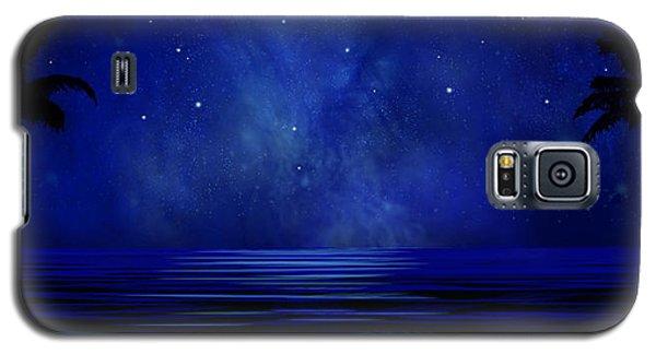Tropical Dreams Wall Mural Galaxy S5 Case