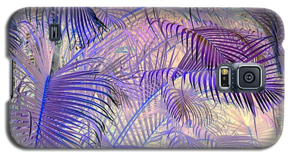 Tropical Embrace Galaxy S5 Case by Roselynne Broussard
