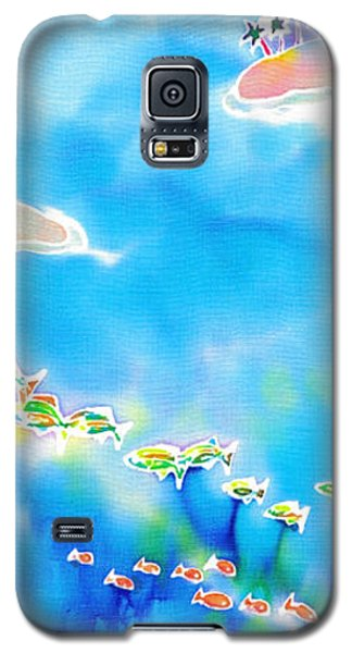 Tropical Fishes Galaxy S5 Case