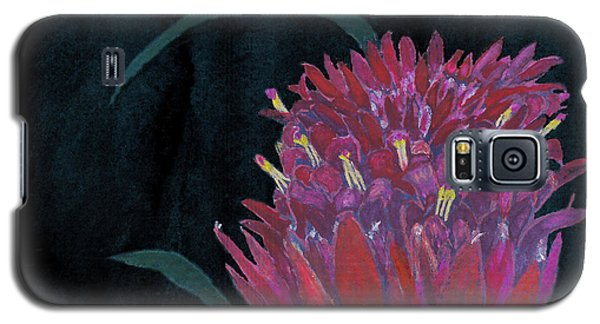 Tropical Flower Galaxy S5 Case by C Sitton