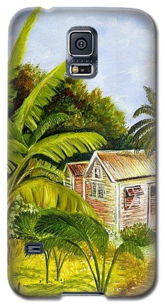 Tropical Haven Galaxy S5 Case