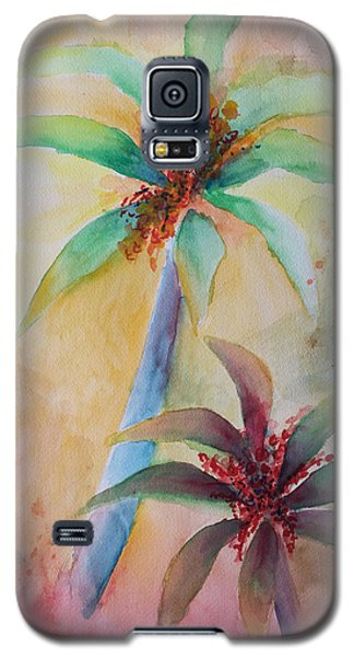 Tropical Image Galaxy S5 Case