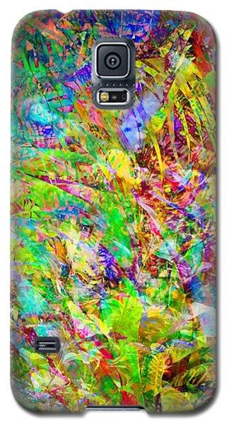 Tropical Mishmash Galaxy S5 Case