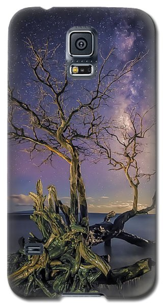 Galaxy S5 Case featuring the photograph Tropical Nights by Hawaii  Fine Art Photography