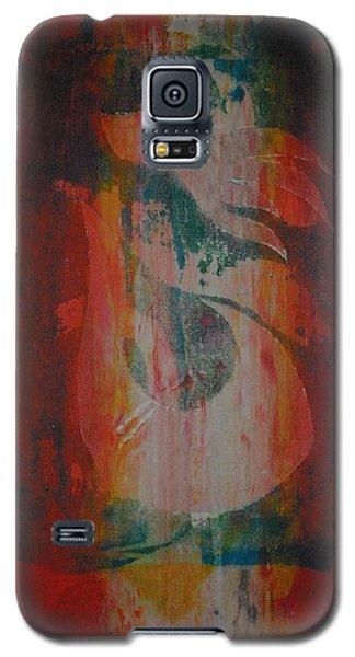 Tropical Palm Hous Galaxy S5 Case
