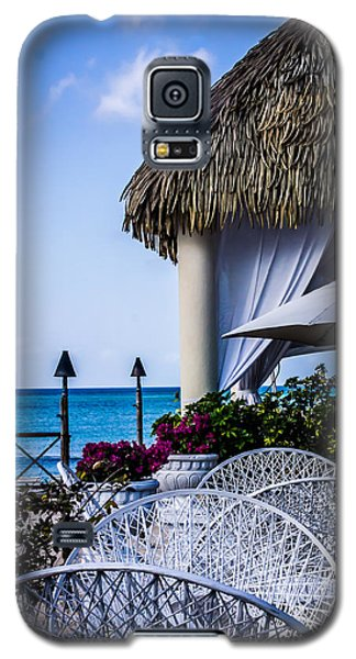 Tropical Paradise Galaxy S5 Case by Sara Frank