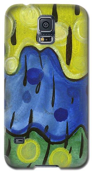 Tropical Rain Galaxy S5 Case